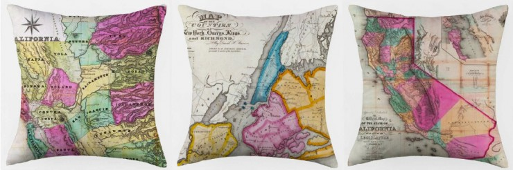 map_pillows