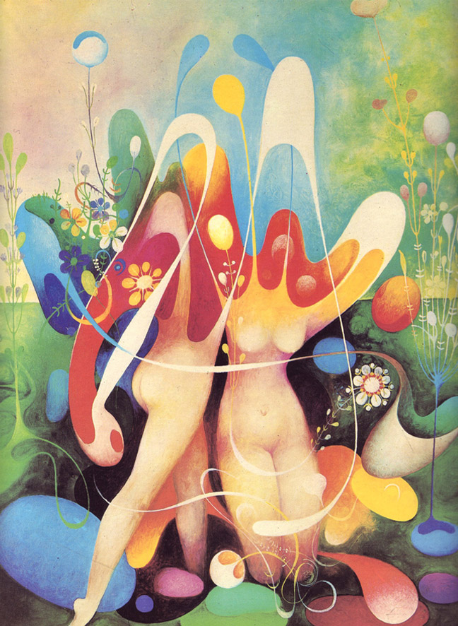 Vangel Naumovski, Playful Girls, 1975