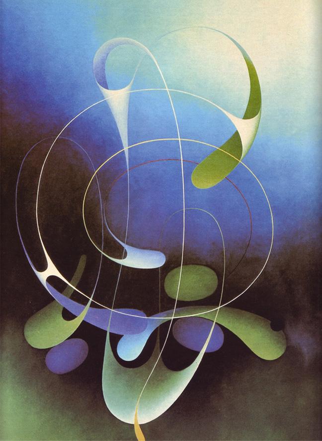 Vangel Naumovski, Spiral Galaxy, 1981