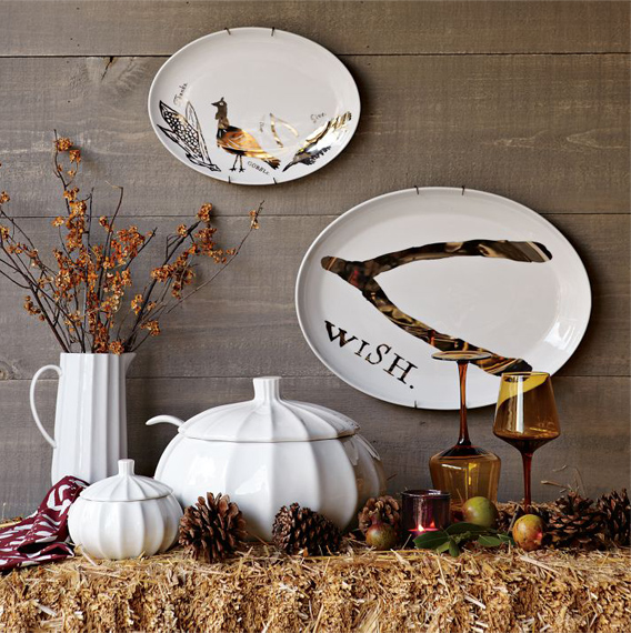 west elm thanksgiving dishes