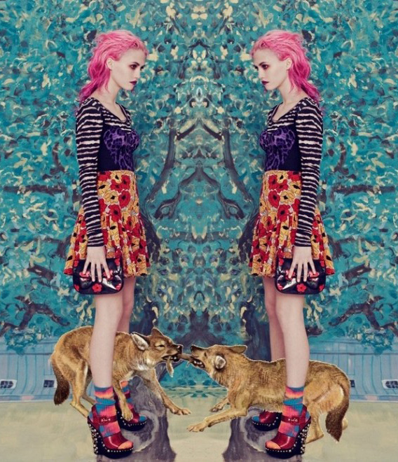 aaryn west trends psychedelic wonderland