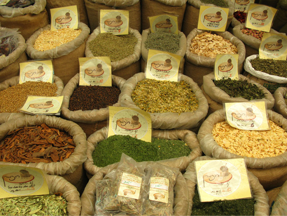 spice market photo by Liz Brizzi