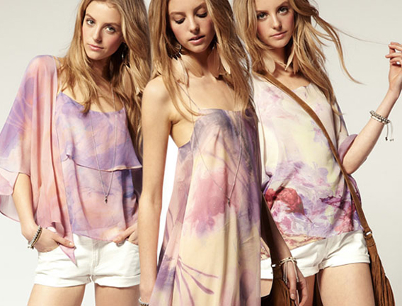 nikki strange for Asos & Beta Fashion