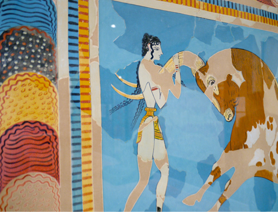 Ancient Minoan art at The Met in New York