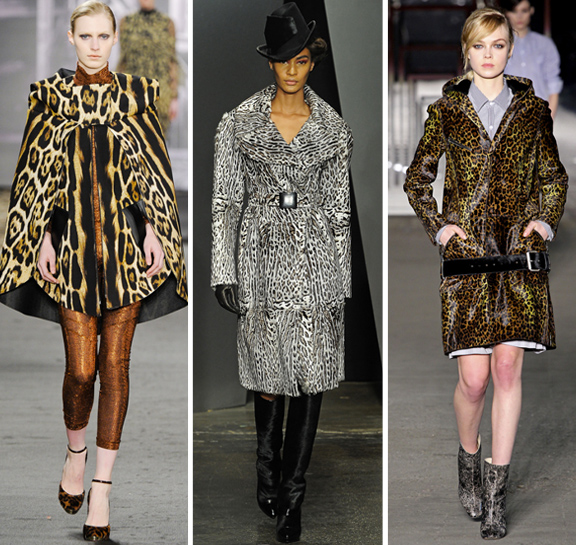 Fall 2012 RTW - the Leopard Coat - via Aaryn West