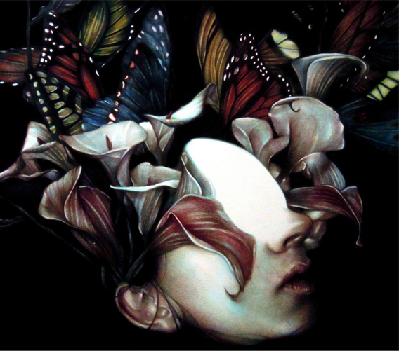 Becoming One With Nature, image by Marco Mazzoni