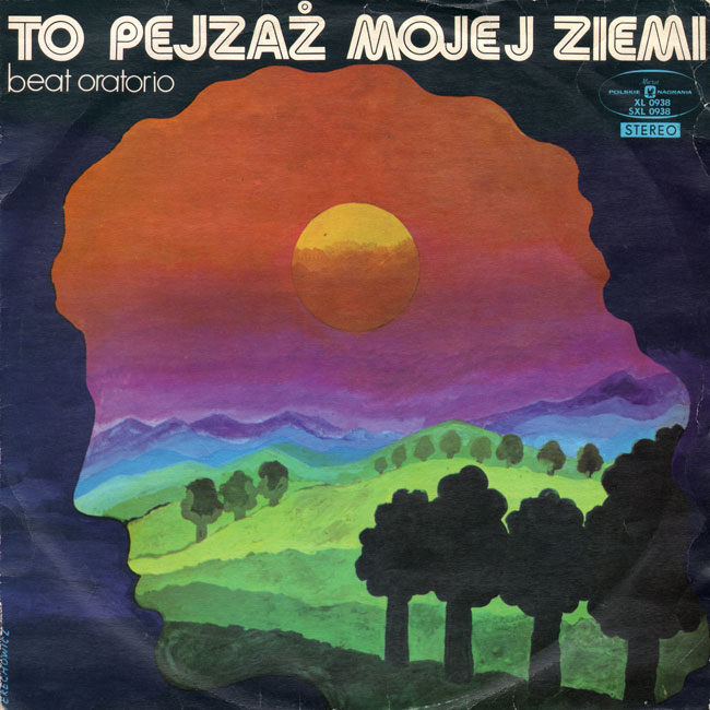 Vintage Polish Album Covers
