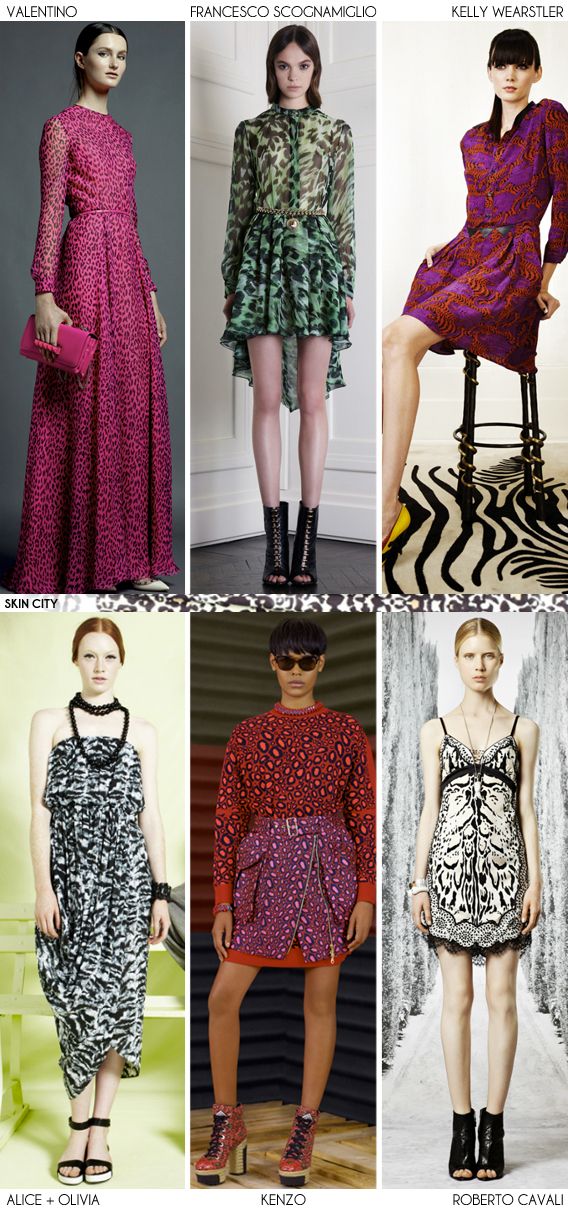 Resort 2013 Recap: Skin City - Fashion Trends via Aaryn West