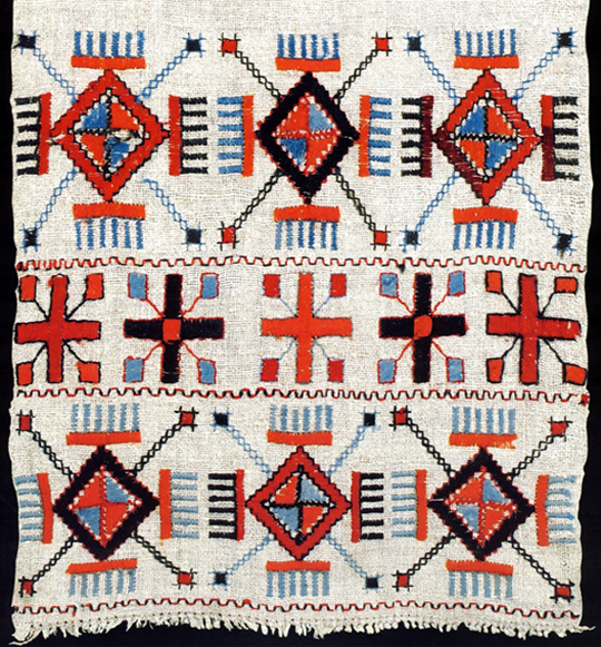 Ukrainian Embroidery via Aaryn West