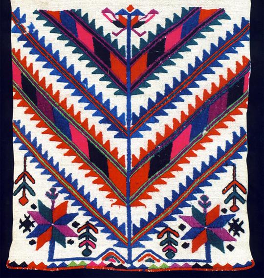 Ukrainian Embroidery via Aaryn West