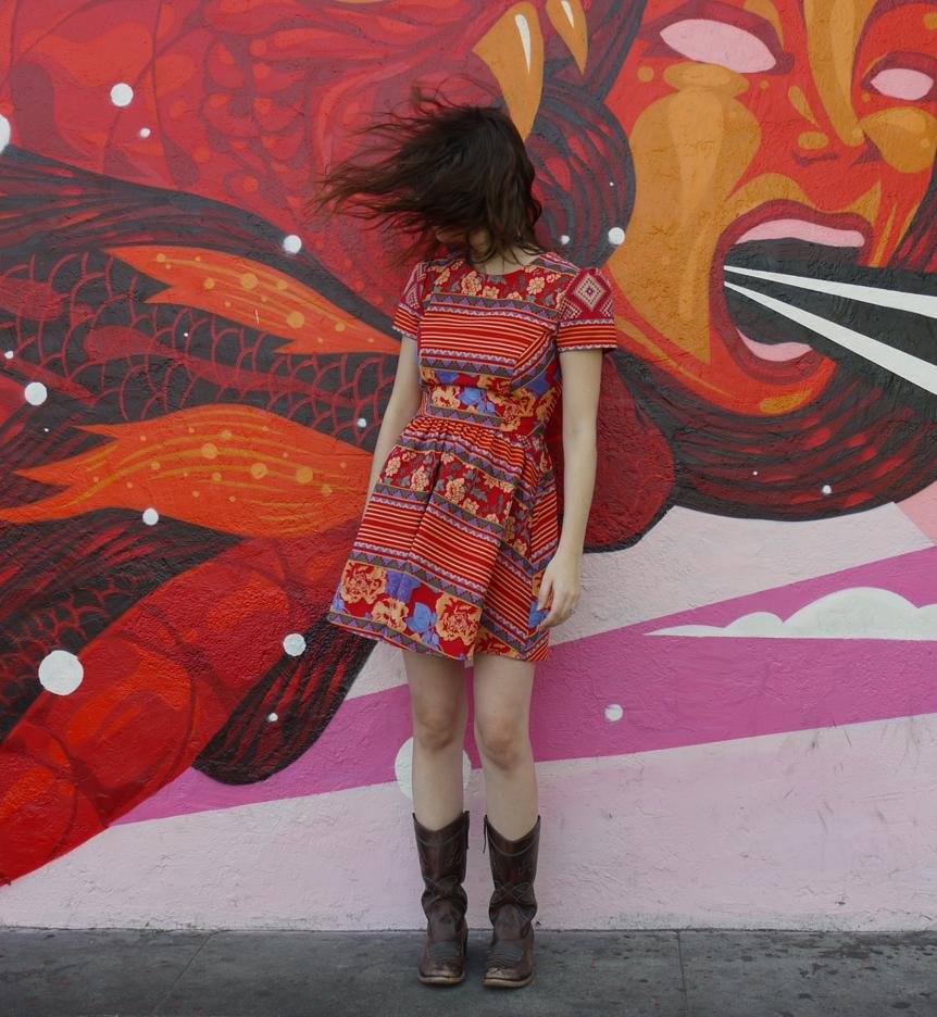 15 Weeks: Patterns, Preggos & Painted Places