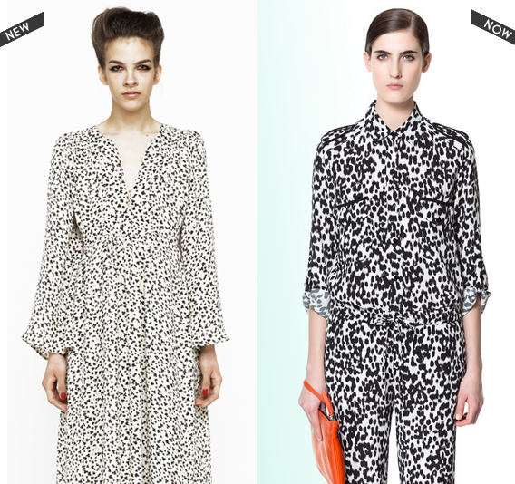New vs. Now: Graphic Trends