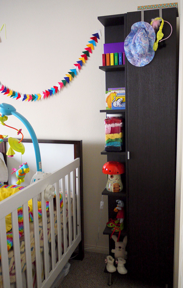 Hey Baby! Sephy's Nursery Style