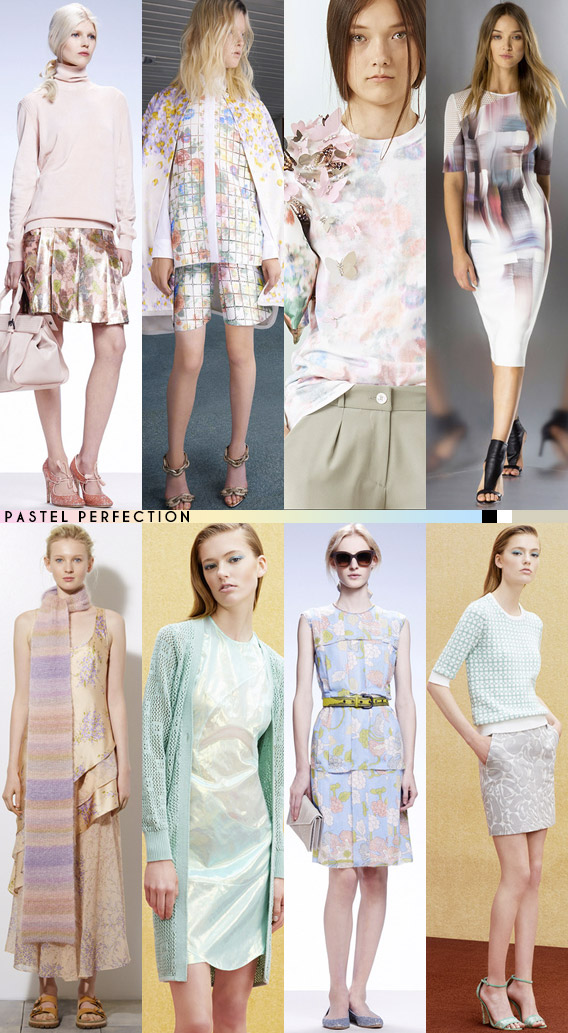 Resort '15 Color Roundup via Aaryn West