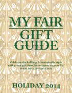 My Fair Gift Guide from My Fair Vanity